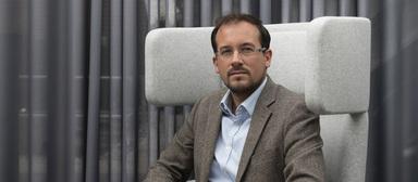 Steffen Szeidl, Vorstandsmitglied von Drees & Sommer.