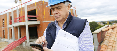 Architekten und Ingenieure können sich, besagt eine aktuelle Umfrage, ausrechnen, wann ihre Auftragspipeline versiegt.