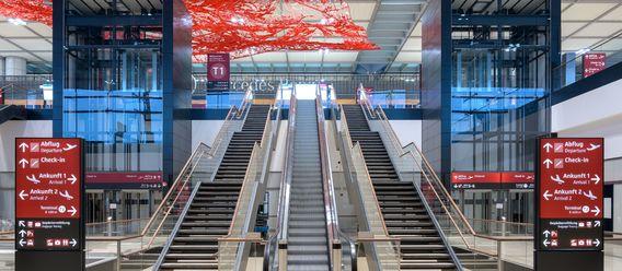 Quelle: Flughafen Berlin Brandenburg