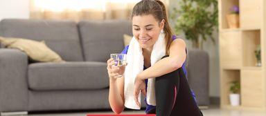 Um für die Arbeit gerüstet zu sein, sollten Chefs auch auf die körperliche Fitness ihrer Mitarbeiter achten.