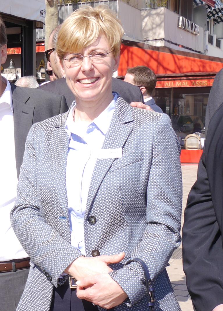 Sabine Barthauer.