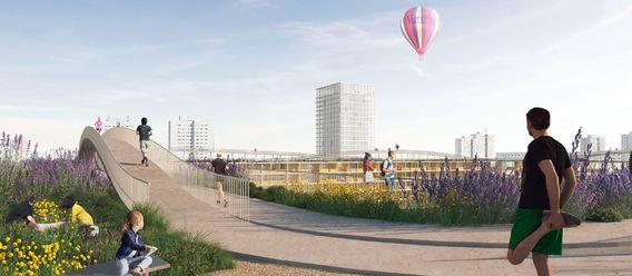 Quelle: Laborgh Investment GmbH, David Chipperfield Architects Gesellschaft von Architekten mbH