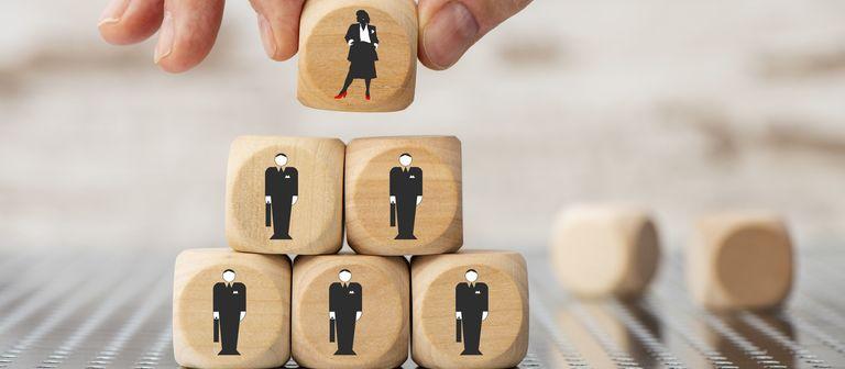 Frauen finden sich im Jahr 2020 noch immer selten in der Führung von Immobilienunternehmen.