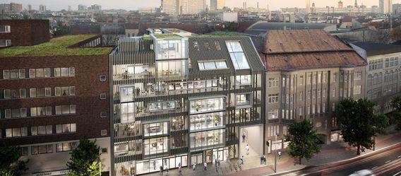 Quelle: Pott Architects, Urheber: bloomimages