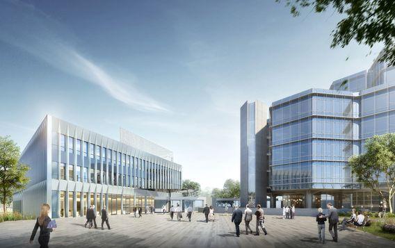 Quelle: HPP Architekten/Swiss Life