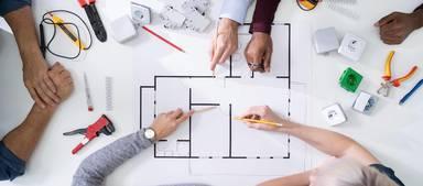 Seien es Bauingenieure, Elektriker oder Energiemanager: Qualifiziertes Fachpersonal ist schwer zu finden. Aber es gibt es, sagen Firmen.
