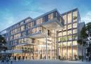 Qulle: Giesler Architekten, Urheber: chora blau Architekturvisualisierung