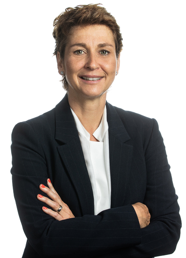 Anita Thelen, Head of Human Resources Central Europe.