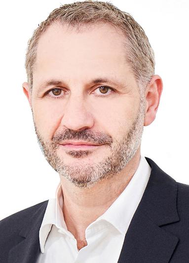 Holger Matheis, im Beos-Vorstand u.a. fürs Personal zuständig.