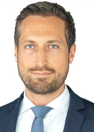Philipp Benseler, Head of Human Resources.