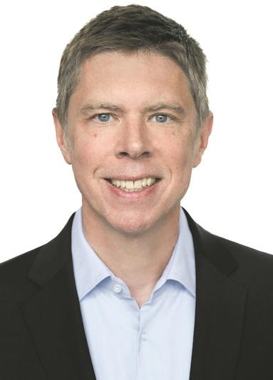 Kai Johnson, Leiter Personal Hamburg Union Investment.