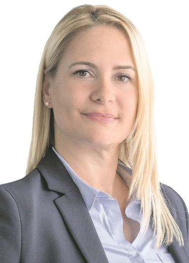 Sabine Schillinger-Köhne, Head of HR Germany.