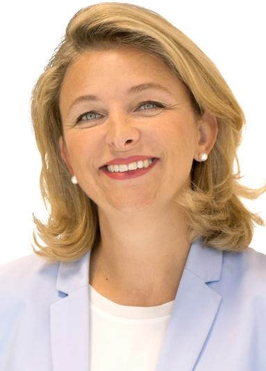 Sandra Scholz, im Vorstand von Commerz Real u.a. fürs Personal zuständig.