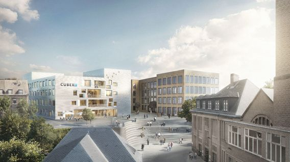 Quelle: Stadt Mannheim, Cluster Medizintechnologie 2018