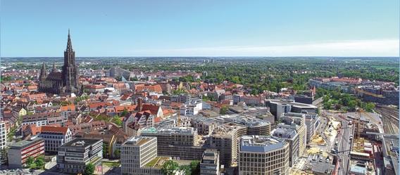Quelle: Stadt Ulm, Abteilung Vermessung