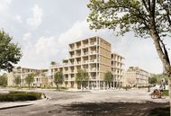 Quelle: CampusRO Projektentwicklungs GmbH & Co. KG, Urheber: Ponnie Images, Aachen; Architektur: ACMS Architekten GmbH, Wuppertal