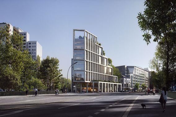 Quelle: C.F. Møller Architects / Beauty & the Bit