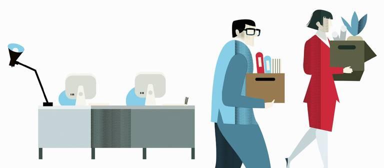 Bei Akelius müssen etliche Mitarbeiter noch dieses Jahr ihre Sachen packen.
