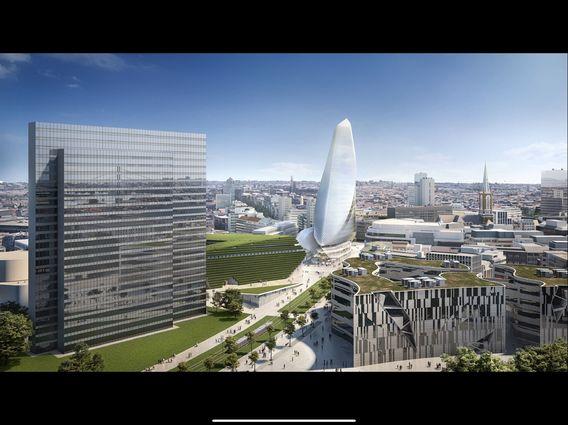 Quelle: Centrum Gruppe/Santiago Calatrava