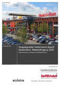 Shoppingcenter Performance Report Deutschland 2020