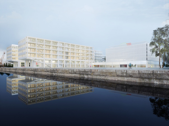 Quelle: Common Agency UG/Heine Architekten, Urheber: Cornelius Voss