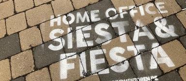 Die Straßenweisheit unterstellt dem Homeoffice süßes Nichtstun.