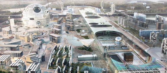Quelle: AIV - Internationaler Städtebaulicher Ideenwettbewerb Berlin-Brandenburg 2070