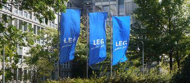 Der Wohnungskonzern LEG sieht sich laut der Gewerkschaft ver.di erstmals mit einem Streik konfrontiert.