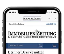 Die App der IZ