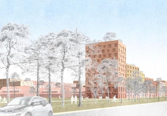 Urheber: Behles & Jochimsen Gesellschaft von Architekten mbH BDA, Berlin, mit Topos Stadtplanung Landschaftsplanung Stadtforschung, Berlin