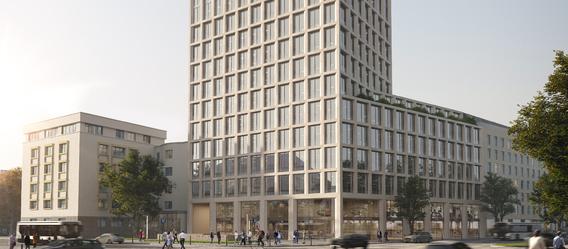 Quelle: Meag Munich Ergo Asset Management GmbH, Urheber: Henning Larsen Architects