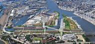 Quelle: HafenCity Hamburg GmbH, Urheber: Herzog & de Meuron, Vogt Landschaftsarchitekten