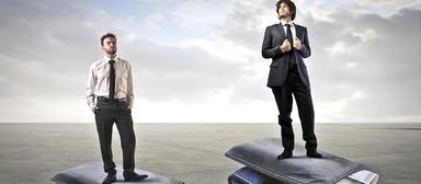 Das Berufsleben kreist von Anfang an um die alles entscheidende Frage: Wie viel bin ich wert?