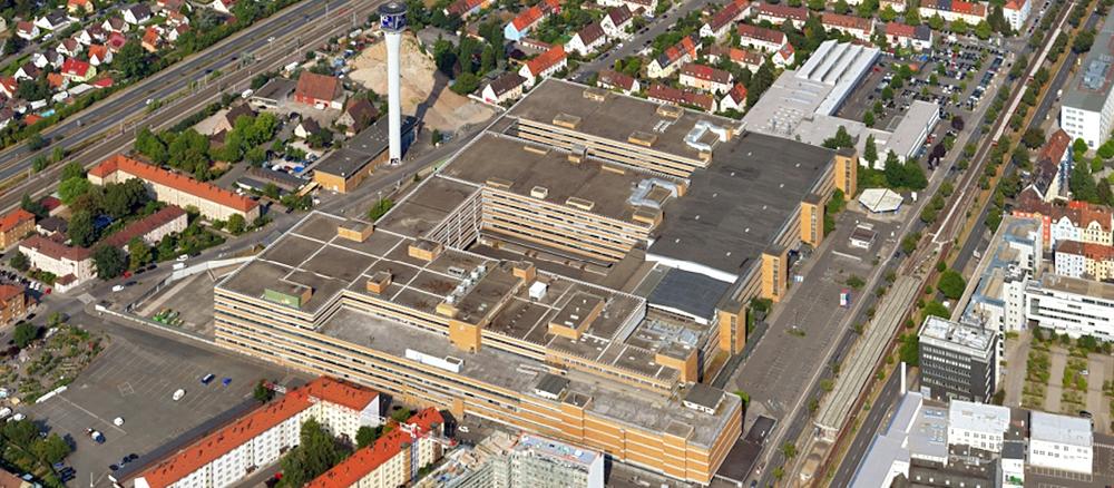 Quelle: Gerchgroup, Urheber: Nürnberg Luftbild, Hajo Dietz