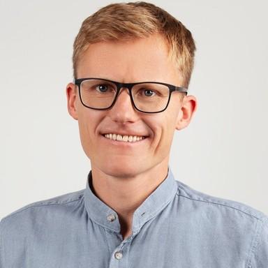 Karsten Nölling, Kiwi-CEO und zweifacher Vater. Für Hobbys bleibt da wenig Zeit.