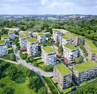 Quelle: Stadtsiedlung Heilbronn, Urheber: Mronz + Schaefer Architekten