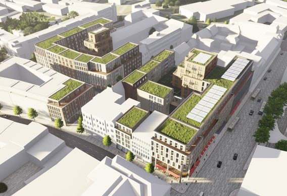 Quelle: Lindhorst-Gruppe, Urheber: Skai Siemer Kramer Architekten Ing.