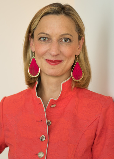 Katharina von Schacky.