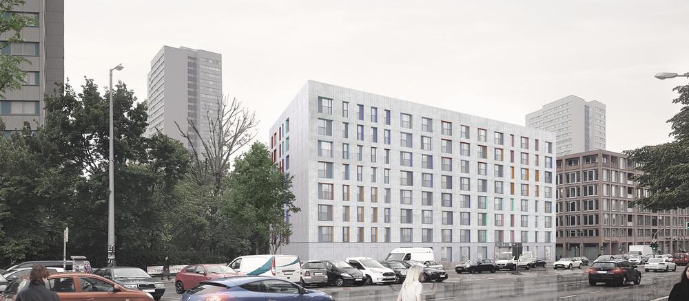 Quelle: Wohnungsbaugesellschaft Berlin-Mitte mbh (WBM), Urheber: blauraum Architekten