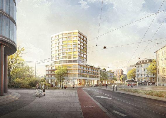 Quelle: GVG Grundstücks- Verwaltungs- und -Verwertungsgesellschaft mbH, Urheber: teleinternetcafe urbanismus