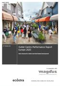 Outlet Centre Performance Report Europe 2020