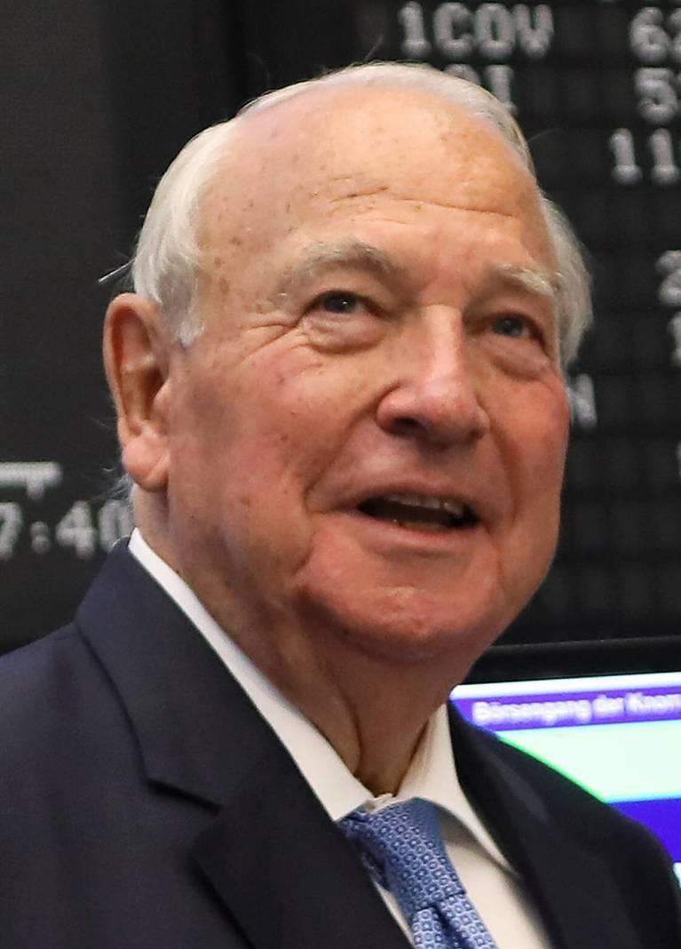 Heinz Hermann Thiele.