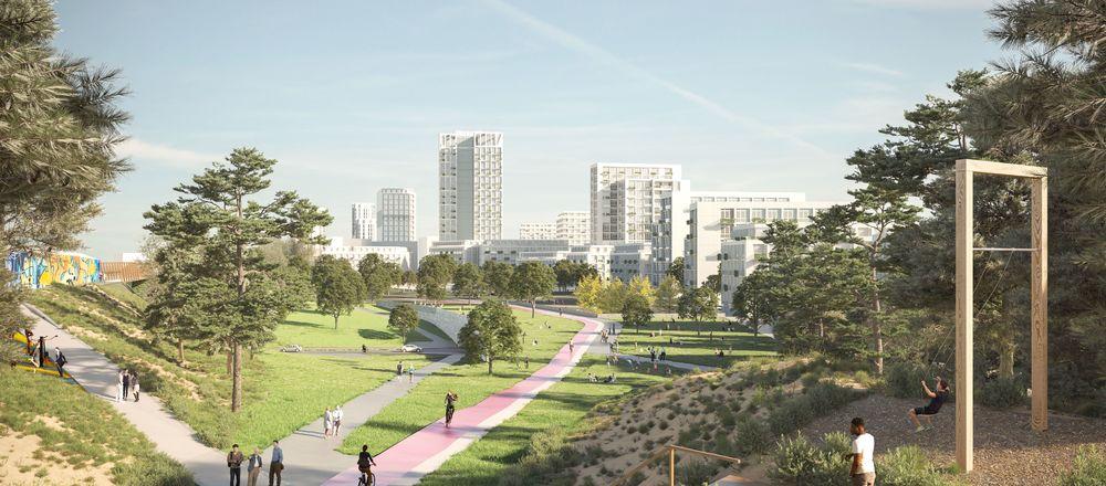 Quelle: Gebag, Urheber: CKSA Christoph Kohl Stadtplaner Architekten