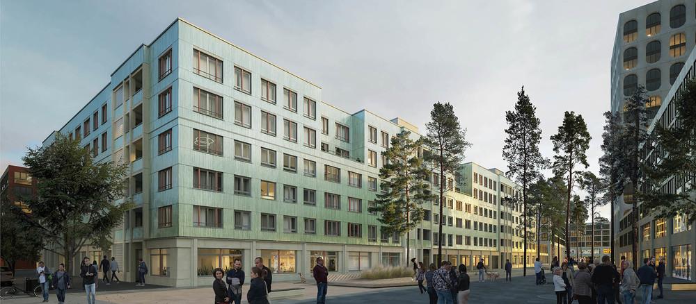 Quelle: Laux Architekten mit Maier Neuberger Architekten und Grabner Huber Lipp Landschaftsarchitekten, Urheber: The imagery