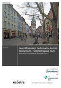 Geschäftsstraßen Performance Report Deutschland