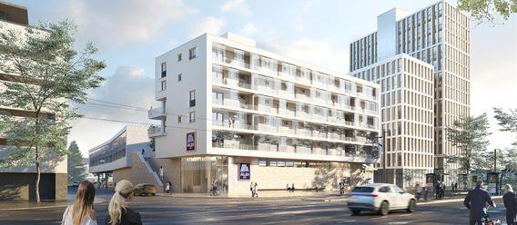 Quelle: Unmuessig Bauträgergesellschaft Baden mbH, Freiburg, Urheber: Formstadt Architekten GmbH, München
