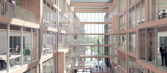 Quelle: RS Immobilienmanagement, Urheber: C.F. Møller