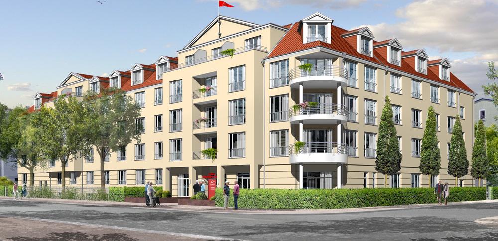 Quelle: HBB Hanseatische Gesellschaft für Seniorenimmobilien II, Urheber: Gisbert-K. Jungermann