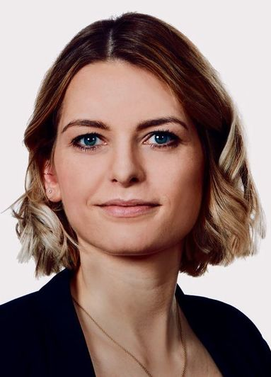 Sarah-Madeline Buschmann.