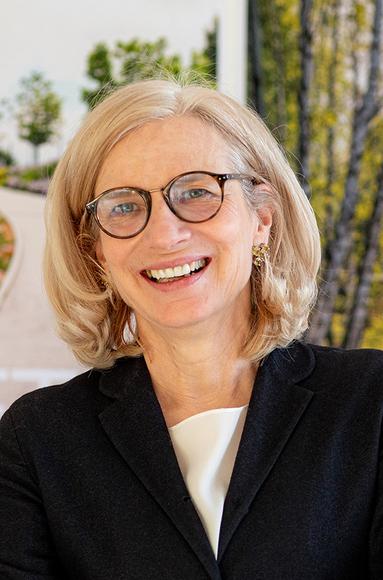 Neue BAK-Präsidentin: Andrea Gebhard